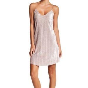 NWOT! Free Press Velvet Dress